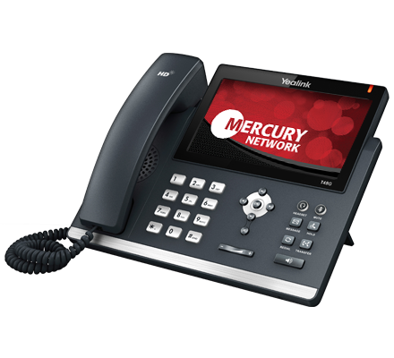 Mercury Network Phone